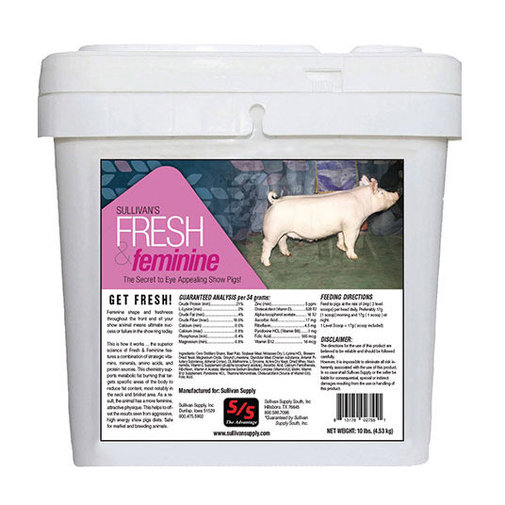 View larger image of Fresh & Feminine for Pigs