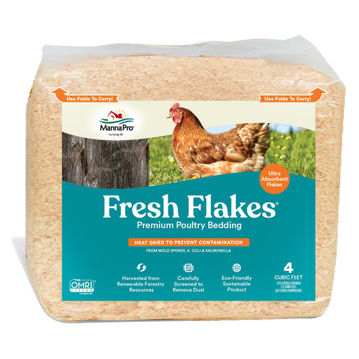 View larger image of Fresh Flakes Poultry Bedding