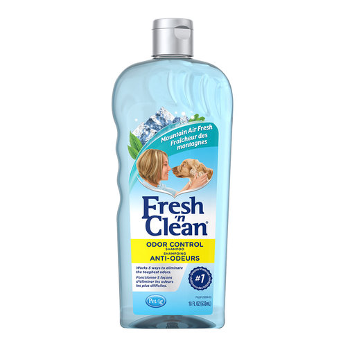 View larger image of Fresh 'n Clean Odor Control Shampoo