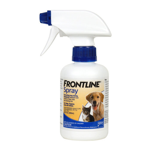 View larger image of Frontline Flea & Tick Spray for Dogs and Cats