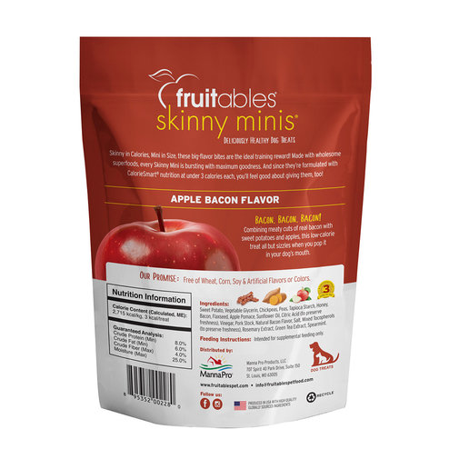 View larger image of Fruitables Skinny Minis Dog Treats