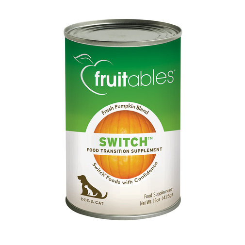 View larger image of Fruitables SWITCH Food Transition Supplement for Dogs and Cats