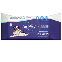 Furbliss Hypoallergenic Pet Wipes