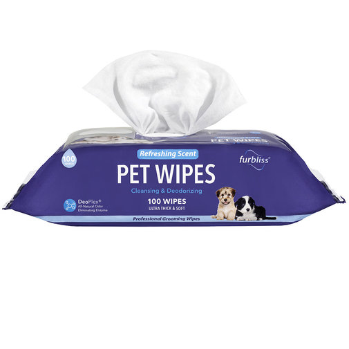 View larger image of Furbliss Hypoallergenic Pet Wipes