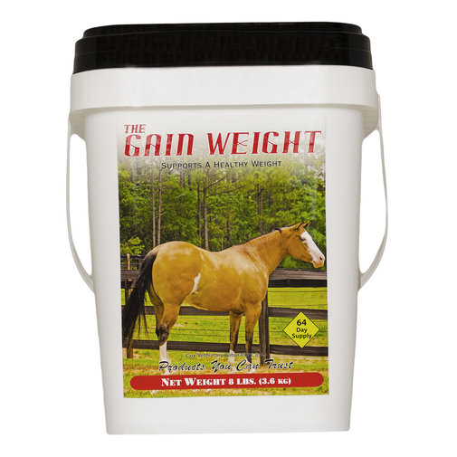 View larger image of Gain Weight Horse Supplement