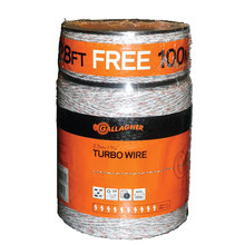 Gallagher Electric Fence Turbo Wire
