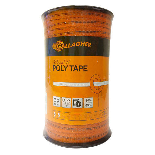 View larger image of Poly Tape 1/2 inch