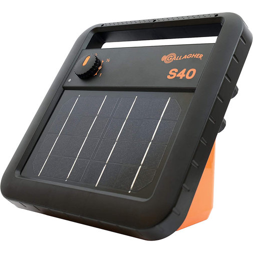 View larger image of Gallagher S40 Solar Energizer