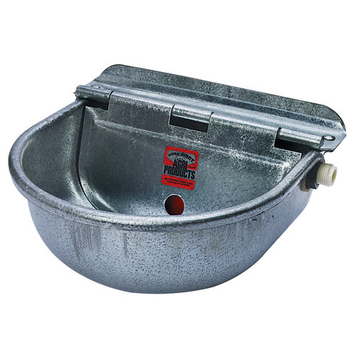 View larger image of Galvanized Steel Automatic Stock Waterer