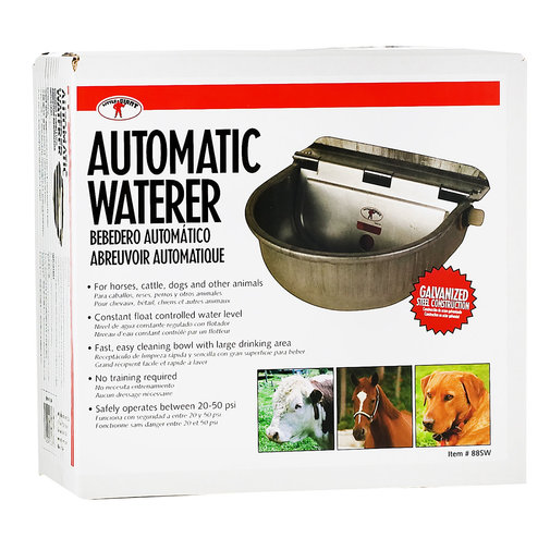View larger image of Automatic Stock Waterer