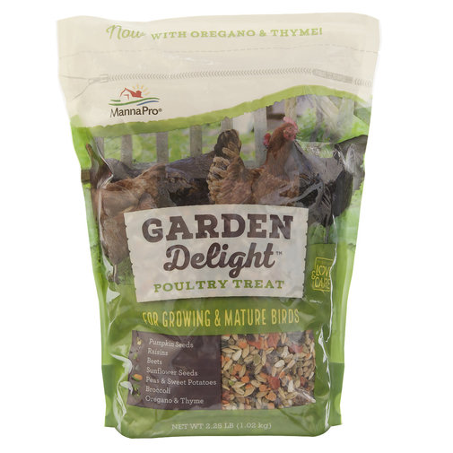 View larger image of Garden Delight Poultry Treat