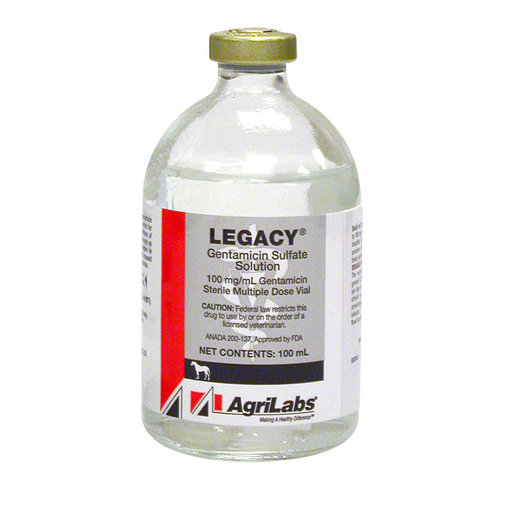 View larger image of Gentamicin Solution (Legacy Brand) Rx