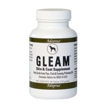 Gleam Skin & Coat Supplement for Dogs & Cats