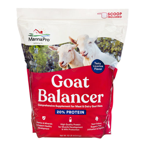 View larger image of Goat Balancer Comprehensive Supplement
