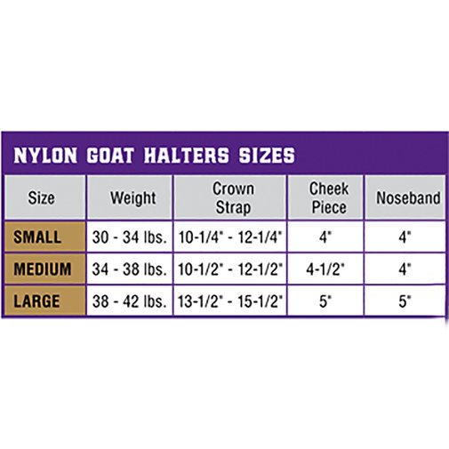 View larger image of Goat Halter