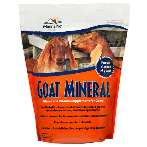 View larger image of Goat Mineral