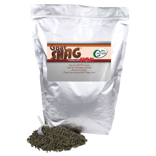 View larger image of Goat SHAG Supplement