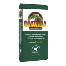 Goatzilla Nutritional Supplement for Goats