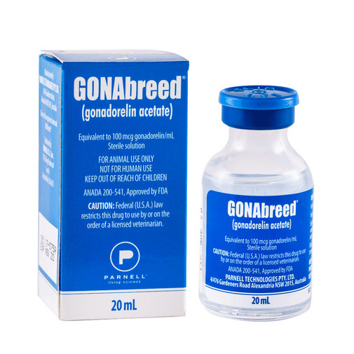 View larger image of GONAbreed Solution Rx