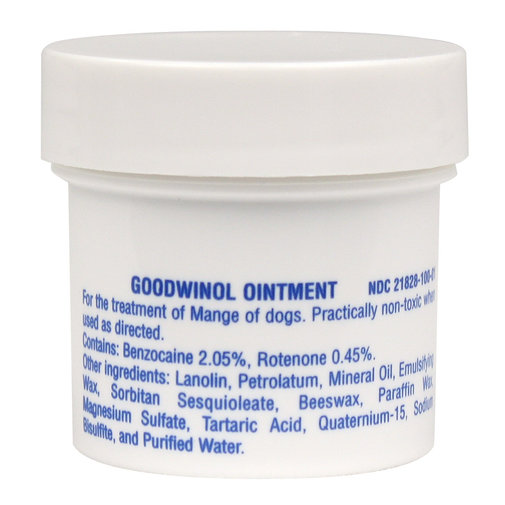 View larger image of Goodwinol Ointment