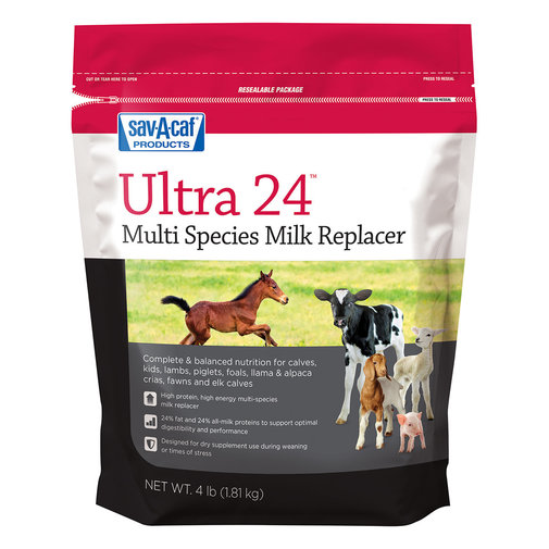 View larger image of Ultra 24 Multi Species Milk Replacer