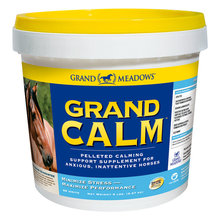 Grand Calm Calming Support for Horses