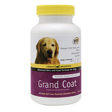 Grand Coat Dog Supplement