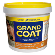 Grand Coat Nutritional Supplement for Horses