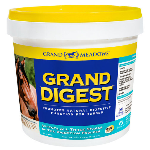 View larger image of Grand Digest Digestive Supplement for Horses