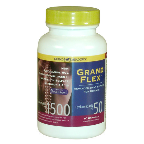 View larger image of Grand Flex HA Joint Health Supplement for Humans