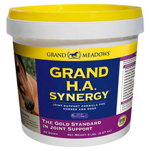 Grand H.A. Synergy Joint Support Formula for Horses & Dogs