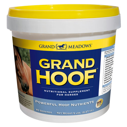 View larger image of Grand Hoof Nutritional Supplement for Horses
