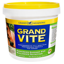 Grand Vite Comprehensive Full Spectrum Performance Formula for Horses