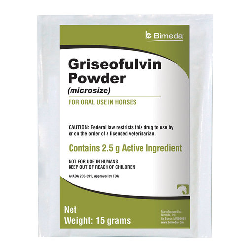 View larger image of Griseofulvin Powder Rx