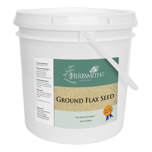View larger image of Ground Flax Seed for Horses