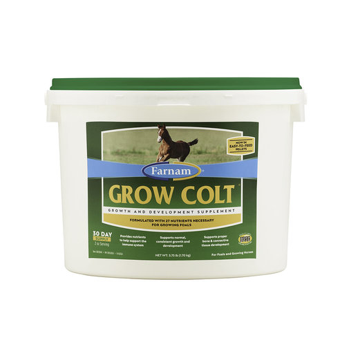View larger image of Grow Colt Growth and Development Supplement