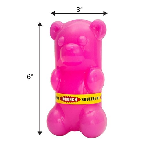 View larger image of Gummy Bear Dog Toy