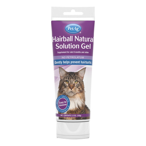 View larger image of Hairball Natural Solution Gel