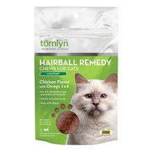 Hairball Remedy Chews for Cats (Laxatone)