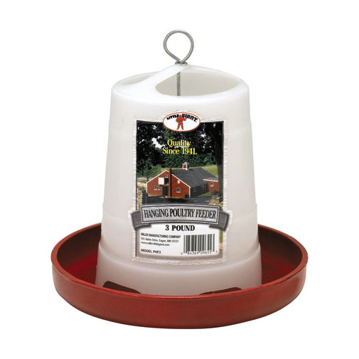 View larger image of Hanging Poultry Feeder