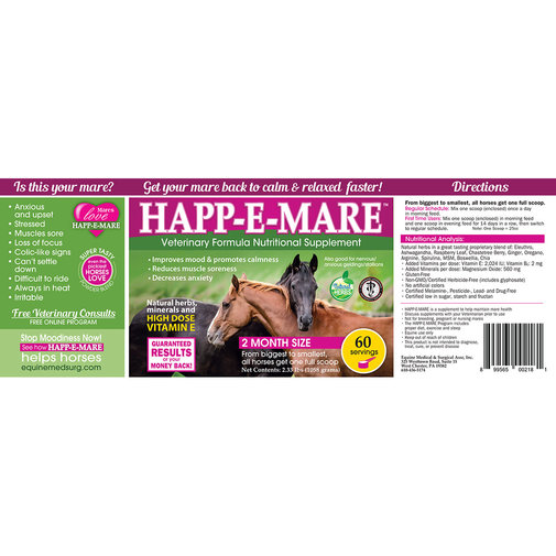 View larger image of HAPP-E-MARE