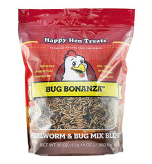 Happy Hen Treats Bug Bonanza