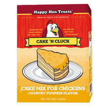 Happy Hen Treats Cake 'N Cluck