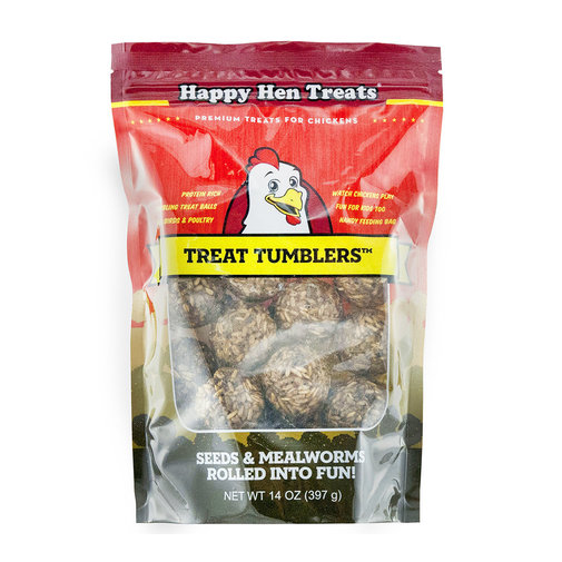 View larger image of Happy Hen Treats Treat Tumblers