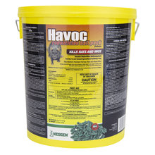 Havoc Rodenticide Bait Pack Pellets
