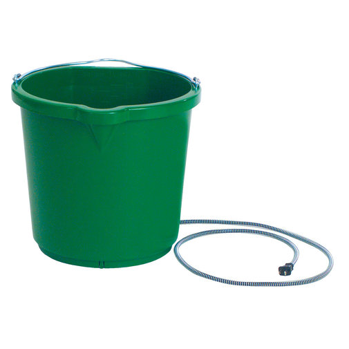 View larger image of Heated Flatback Bucket