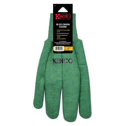 View larger image of Heavyweight Chore Gloves