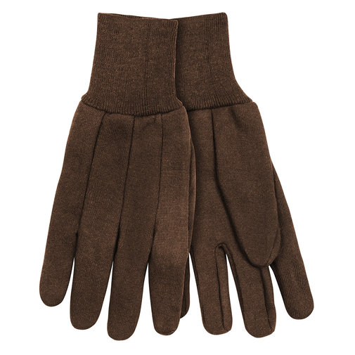 View larger image of Kinco Heavyweight Brown Jersey Gloves