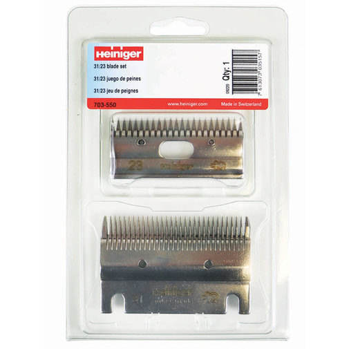View larger image of Heiniger Clipper Replacement Blade Set