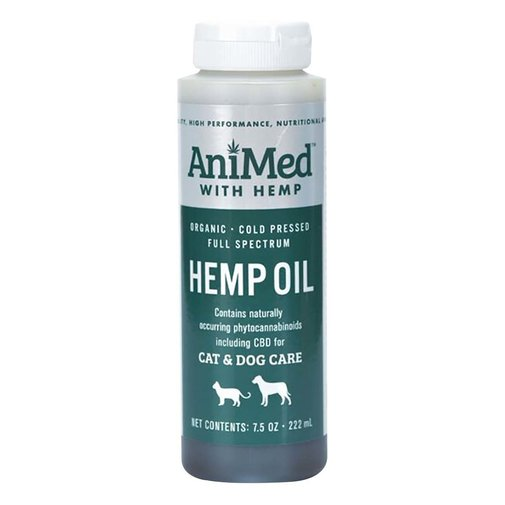 View larger image of Hemp Oil for Dogs and Cats